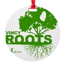 Vincy Roots Ornament