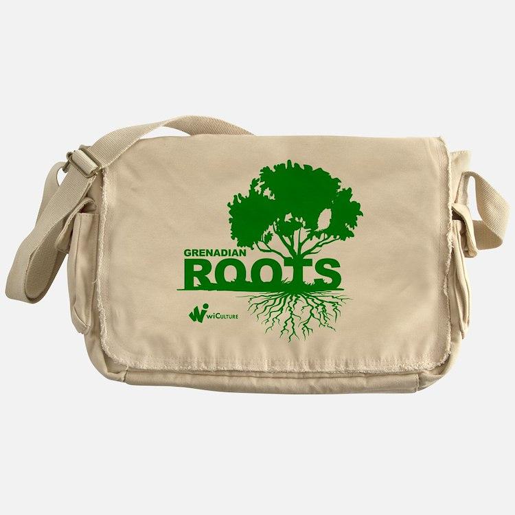 Grenadian Roots Messenger Bag