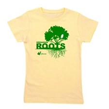 Grenadian Roots Girl's Tee