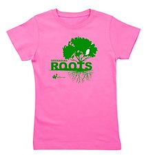 Grenadian Roots Girl's Tee