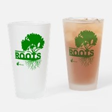 Grenadian Roots Drinking Glass