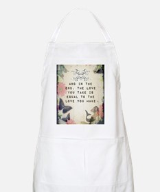 Vintage_Chick The Love You Make Apron