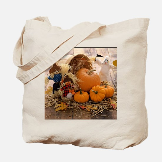 Fall Season Tote Bag