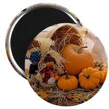 Fall Season Magnet