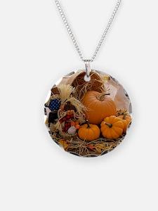 Fall Season Necklace