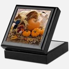 Fall Season Keepsake Box