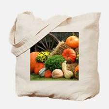 Pumpkins, Fall Themed, Tote Bag