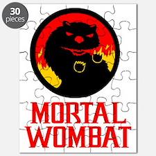 Mortal Wombat Puzzle