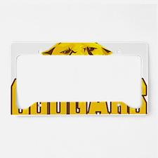 Kenton Ridge Cougars License Plate Holder