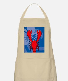 Lobster Round Car Magnet Apron