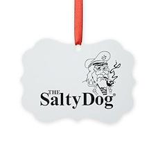 Original Salty Dog Ornament