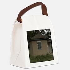 Diamond Rock Schoolhouse Canvas Lunch Bag