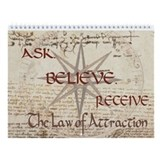 The law of attraction Calendars