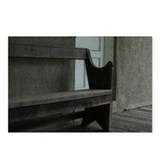 London Grove Bench Postcards (Package of 8)