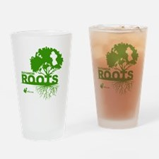 Guyanese Roots Drinking Glass