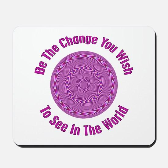 The Change Mousepad