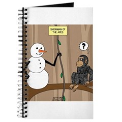 Snowman of the Apes Journal