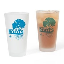 Bahamian Roots Drinking Glass