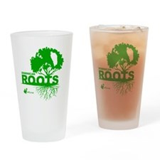 Dominican Roots Drinking Glass