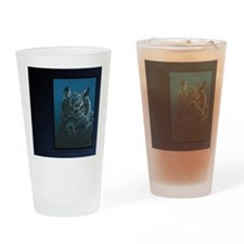 Messenger Drinking Glass