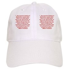 THE RECORD OF HISTORY IS ABOSOLUTELY CRYSTA CL Baseball Cap