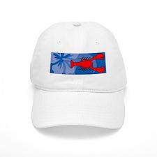 Lobster Stein Baseball Cap