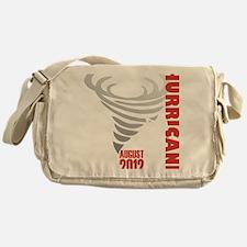 Hurricane Isaac 2012 Messenger Bag