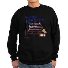 When I Die... Iraq Sweatshirt