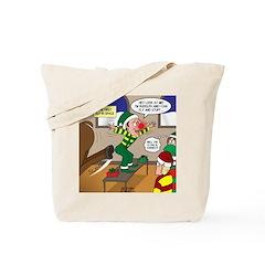 Elf Launch Tote Bag