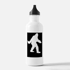 Bigfoot Flips The Bird Water Bottle