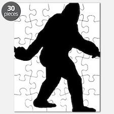 Bigfoot Flips The Bird Puzzle