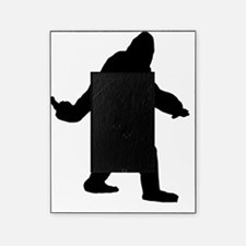 Bigfoot Flips The Bird Picture Frame