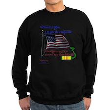 When I Die... Vietnam Sweatshirt