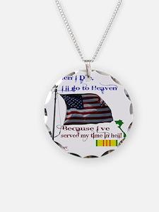 When I Die... Vietnam Necklace