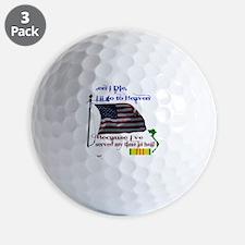 When I Die... Vietnam Golf Ball