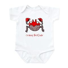Crabby Brother Infant Bodysuit