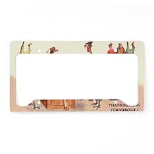 VEGAN CARD License Plate Holder