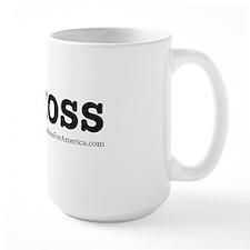 David Moss loves New York Mug