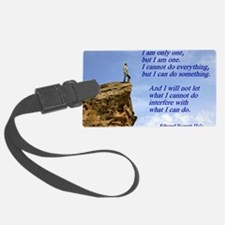 only one Luggage Tag