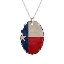 Texas Flag Necklace