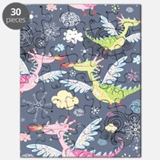 Cute Dragons Puzzle