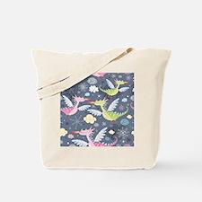 Cute Dragons Tote Bag