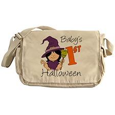 First Halloween Girl Messenger Bag