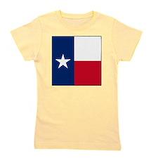 Texas Flag Girl's Tee