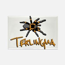 Terlingua Tarantula Rectangle Magnet