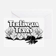 Terlingua Texas Greeting Card