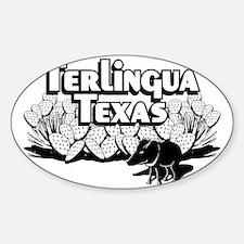 Terlingua Texas Decal