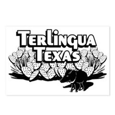 Terlingua Texas Postcards (Package of 8)