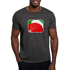 Paramotor - Italy Paramotor Logo T-Shirt