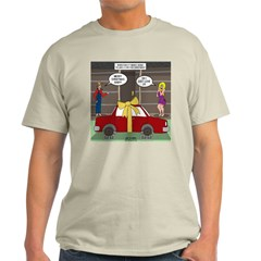 Car Christmas Present T-Shirt